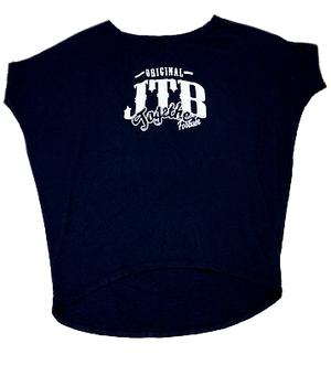 【JTB】 LISCIO LONG トップス【ネイビー】【新作】イタリアンウェア【送料無料】《M&W》