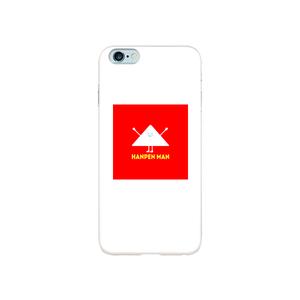 ハンペンメン iPhoneケース