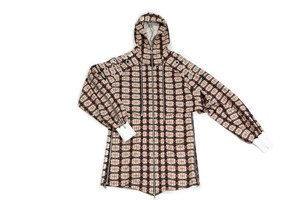 Docking Hood Jacket (Yellow Pattern)