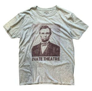 Abraham Lincoln S/S printed Tee