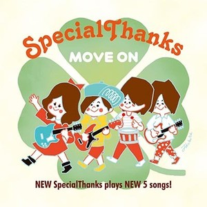 "SpecialThanks ""MOVE ON"" (CD+DVD)"