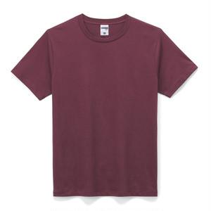 ライト クルーネックTシャツ (半袖) レッド