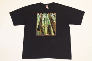 USED 90s Redwood national&state parks T-shirt -XLarge 01079