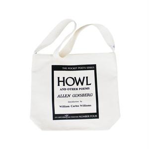 City Lights Bookstore HOWL Shoulder Bag