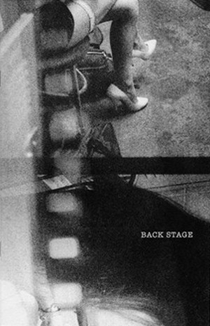 【ZINE】BACKSTAGE by Yana Toyber