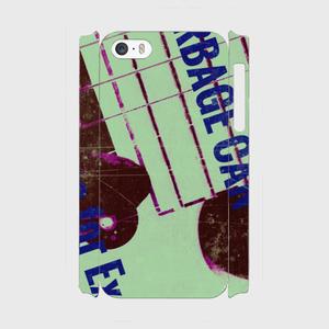 音塊PUNK iPhone5/5s/SEケース 側表面印刷スマホケース