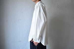 【ORDINARY FITS】STAND WORKERS SHIRTS OFF
