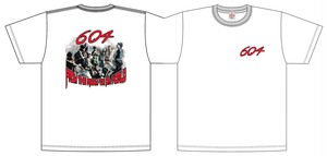 604 Rappers T-Shirt (White)