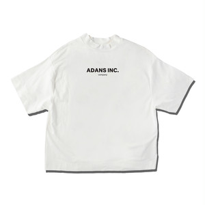 ADANS INC. TEE / WHITE