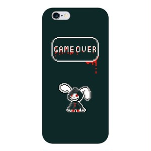 (Large)Dolly GAME OVER Smart Phone Case