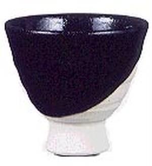 HPG-2 柚子肌黒天目釉(酸化) 10L