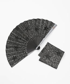 Tokyosense『扇子&チーフ』セメントスター