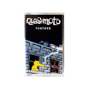 【カセットテープ】Quasimoto - Further Adventure