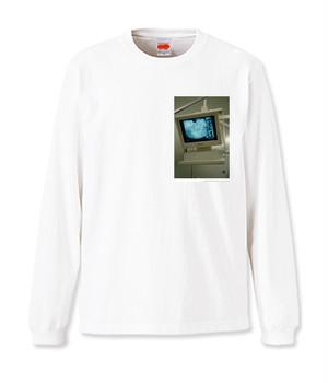桑島智輝 安達祐実 × NEW ALTERNATIVE ロングスリーブTシャツ 〈モニター〉