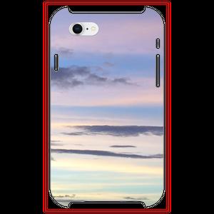 側表面印刷スマホケース茜空Ⅰ ( for iphone plus)