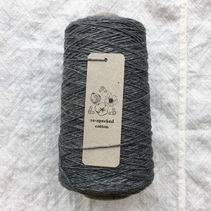 i t o - re-specked cotton - / S15 M.GREY