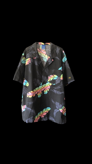80s〜 OP cotton aloha shirts