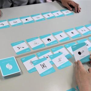 【オススメ⭐️】エンゲージメントカードplus(日本製)1セット+ワークショップ用レジュメデータ:世界最高のチームを目指す!働きがいと生産性を向上させる