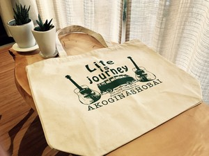 YOU TOUR TOTE BAG 2018 -Life is journey-