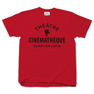 THEATRE CINEMATHEQUE red