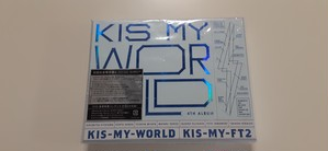 Kis-My-Ft2 Kis-My-WORLD  初回限定盤A 【CD】