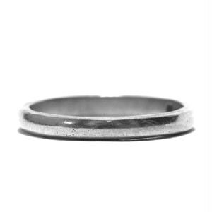 Vintage Sterling Silver Mexican Plain Ring