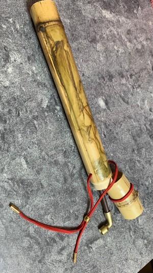 【妖簪・仙女の箱】cab190206-k-01 煙管筒・ろくろ首