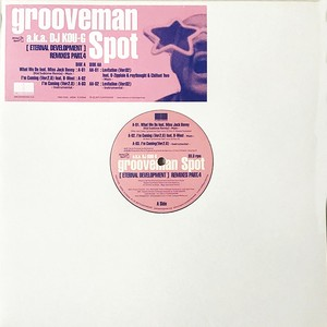 "【ラスト1/12""】grooveman Spot -[ETERNAL DEVELOPMENT]REMIXES PART.4"