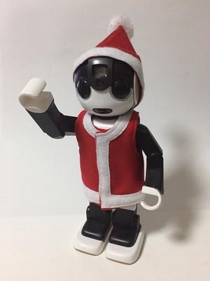 ロボット☆ファッション☆クリスマス衣装☆Robohon向け RSANT17-001
