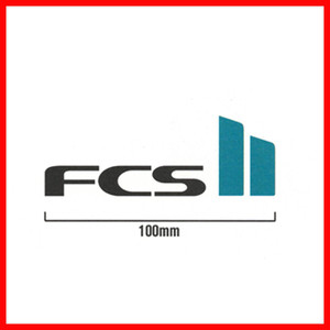 FCS エフシーエス STICKER MEDIUM ステッカー