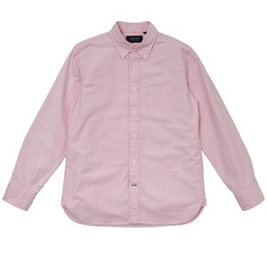 OX FORD BUTTON DOWN SHIRTS PINK