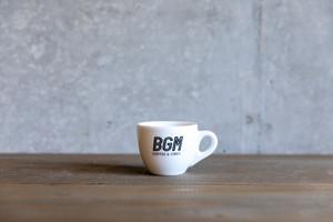 BGMオリジナルカップ(エスプレッソ)
