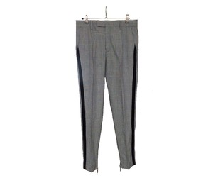 SIDE LIGNE SLIM TROUSERS