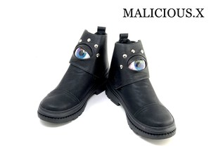 【受注生産】eye boots unisex(B type)