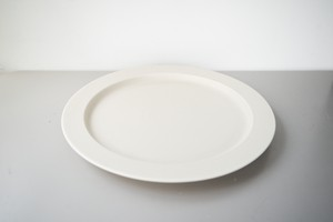yumiko iihoshi porcelain / unjour   matin plate (L)