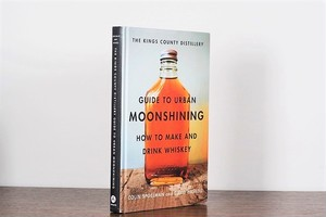 Kings country distillery guide to urban Moonshining/display book