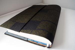 単行本 標準サイズ(絹)セパレート式ブックカバー ht053