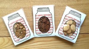 GREETING SWEETS ココアクッキー 選べるメッセージ