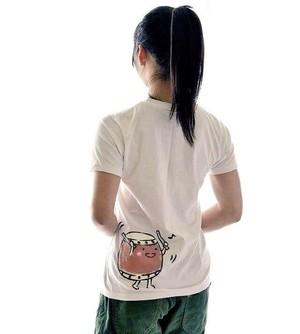 太鼓ちゃんTシャツ