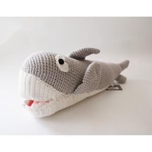 La De Dah Kids Sebastian Shark