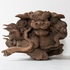 獅子の木鼻