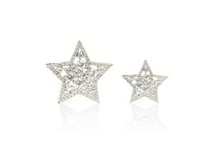 Twin Star ( Pierce / Earrings )