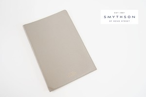 【中古】スマイソン|SMYTHSON|Greshamコレクション タブレットホルダー|グレイ