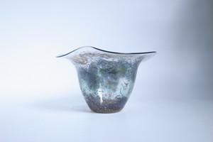 ガラス花瓶 ドイツ