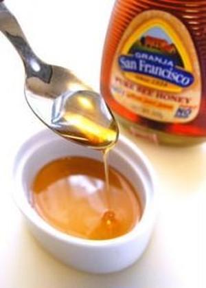 賞味期限6月までに付、特価!スペインの百花蜜はちみつ 液だれしないワンタッチボトルで超便利!