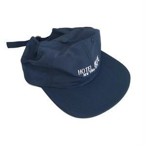 HOTEL BLUE LOGO TASLAN CAP NAVY
