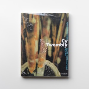 (Mint) Cy Twombly: fotografisch werk 1951-2010 = oeuvre photographique 1951-2010 by Cy Twombly