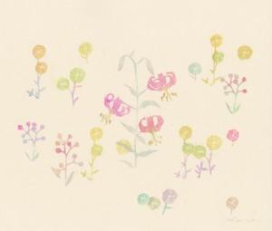 沙羅「小さな庭」 Small Garden シリーズ(L−21)