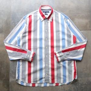 Tommy Hilfiger  mulch stripe shirt