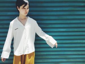 ボーリングシャツ 【ホワイト】